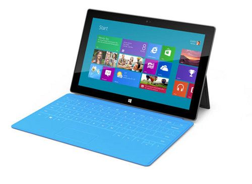 Surface, el tablet de Microsoft