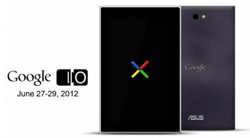 Tablet Google Nexus 7 será presentado a fin de mes