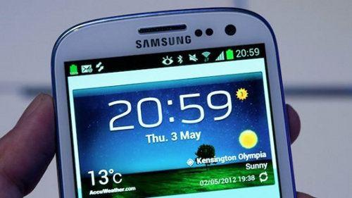 Variante coreana del Galaxy S III también tendrá 2GB de RAM
