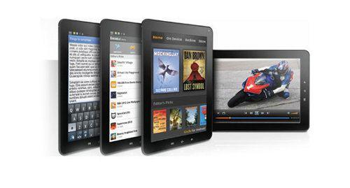 Viewsonic ViewPad E100, un tablet de gama media con Android 4.0