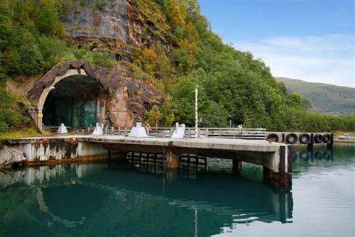 Ya puedes tener tu propia base de submarinos por 17 millones