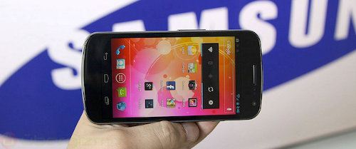 Android 4.1 Jellybean llega al Galaxy Nexus HSPA+
