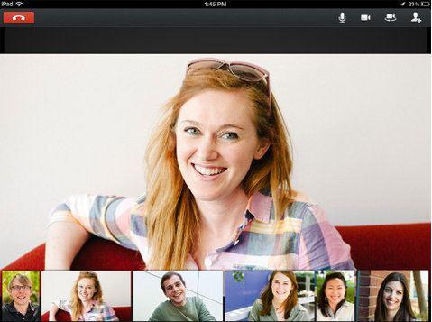 Aplicación de Google+ ahora le saca todo el jugo a tu iPad