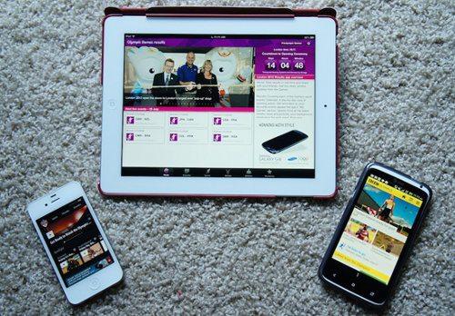 Aplicación de la BBC transmitirá los Juegos Olímpicos en nuestros smartphones
