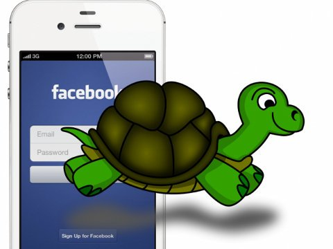 App de Facebook para iPhone sería actualizada en los próximos meses