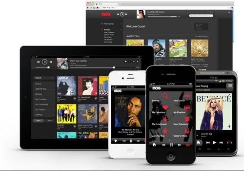 Beats Audio compra MOG