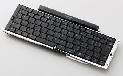 Elecom TK-FBP038, nuevo teclado Bluetooth 3.0 plegable