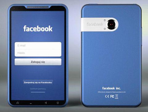 Facebook lanzaría su smartphone a mediados de 2013