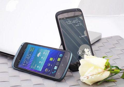 Goophone X1, el clon chino del HTC One S