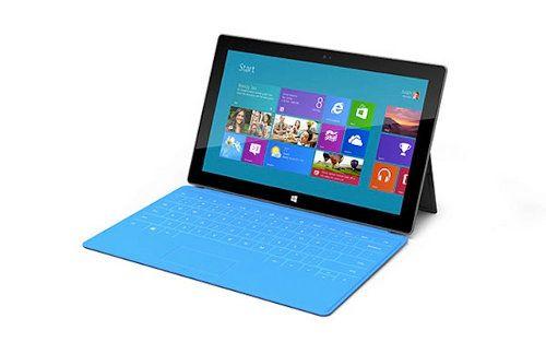 Microsoft Surface será lanzado el 26 de octubre
