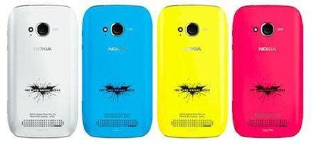 Nokia Lumia 710 recibe carcasas de The Dark Knight Rises