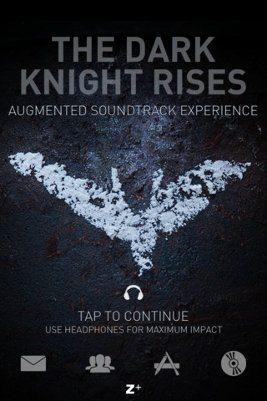 Nueva app te sumerge en el universo de The Dark Knight Rises