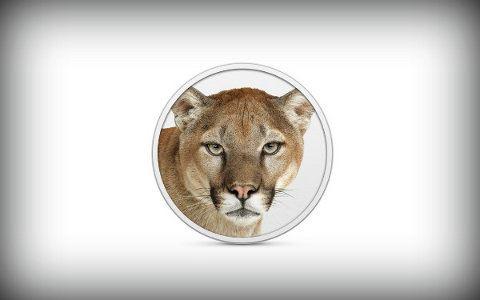 OS X Mountain Lion sale a la venta hoy