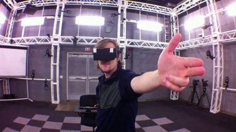 Project Holodeck el futuro de los videojuegos es la realidad virtual en 3D