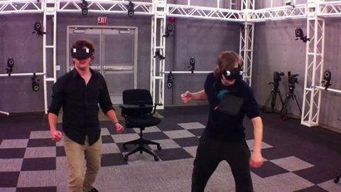 Project Holodeck el futuro de los videojuegos es la realidad virtual en 3D2