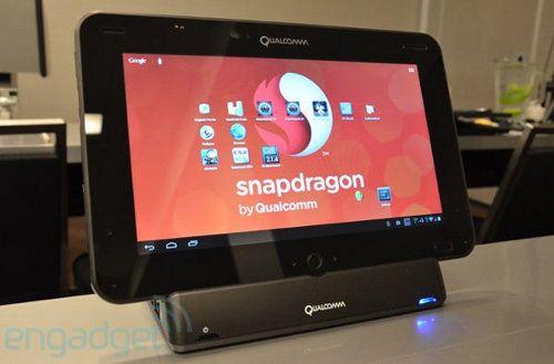 Qualcomm lanza un costoso tablet para desarrolladores