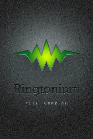 Ringtonium crea tus propios ringtones para tu Android