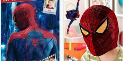Spider-Man AR Book para iOS