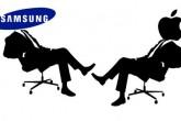 Ventas de Samsung superan ampliamente a las del iPhone
