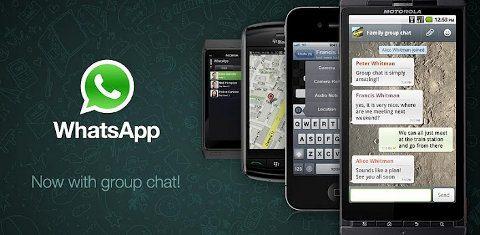 WhatsApp Messenger actualizado a la versión 2.7.9946