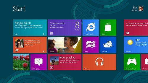 Windows 8 llegará el 26 de octubre