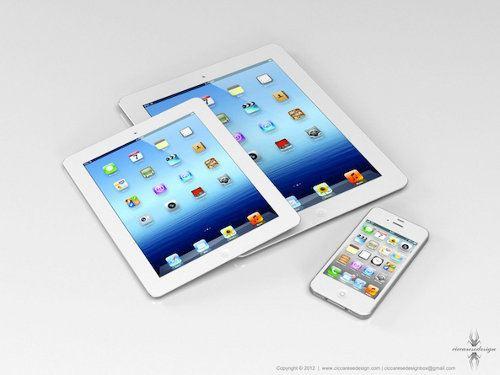 iPhone 5 y iPad Mini serían lanzados al mismo tiempo