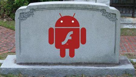 Adobe detiene el desarrollo de Flash para Android