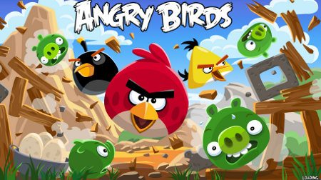 Angry Birds para iOS recibe nueva actualización