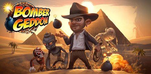 Bombergeddon, un remake de Bomberman para Android y al estilo Indiana Jones