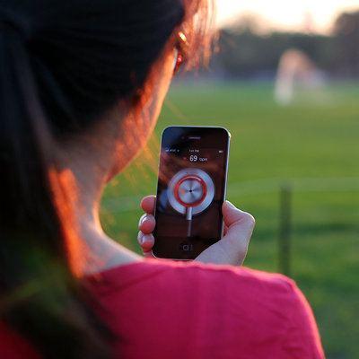 Cardiio, app de iPhone para verificar el ritmo cardíaco