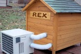 ClimateRight el aire acondicionado para los caninos