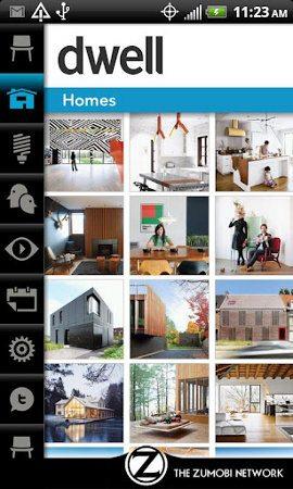 Dwell una aplicaci n ideal para arquitectos y dise adores - Disenadores de exteriores ...