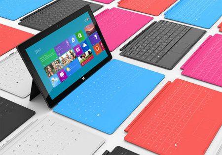 El Surface de Microsoft costará 200 dólares