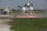 Explota Morpheus, el vehículo experimental de la NASA