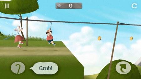 Granny Smith un juego bastante peculiar para tu Android