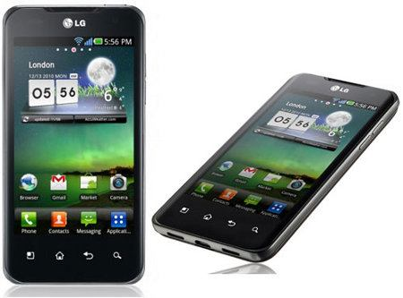 LG Optimus 2X finalmente recibirá Ice Cream Sandwich