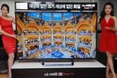 LG lanza su Ultra HD Smart TV de 84 pulgadas