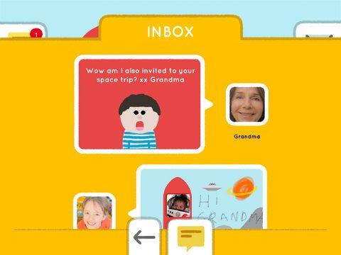 Maily, la app que introduce a los niños al mundo del email