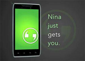 Nuance Nina, nuevo asistente de voz para smartphones
