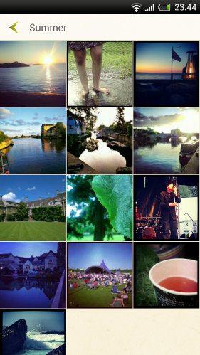 Pictarine mira las fotos de tus redes sociales en una sola aplicación