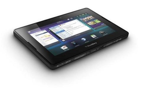 RIM lo confirma BlackBerry PlayBook 4G LTE sale el 9 de agosto