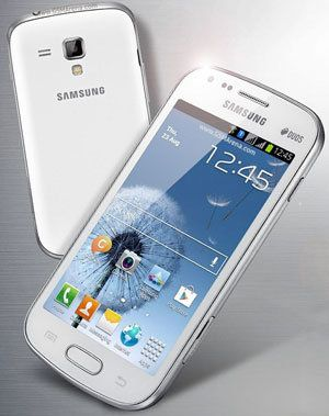 Samsung Galaxy S Duos S7562, nuevo smartphone Android dual-SIM