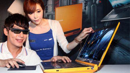 Samsung Series 7 actualizadas para deleite de los gamers