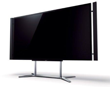 Sony presenta su HDTV 4K de 84 pulgadas