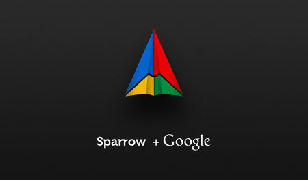 Sparrow para iPhone actualizada