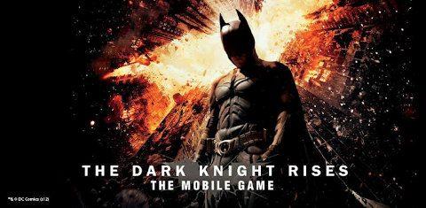 The Dark Knight Rises, el juego en HD para Android