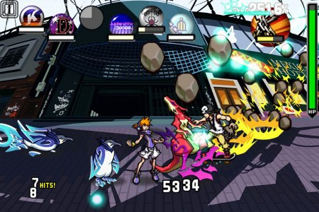 The World Ends with You llega a iOS