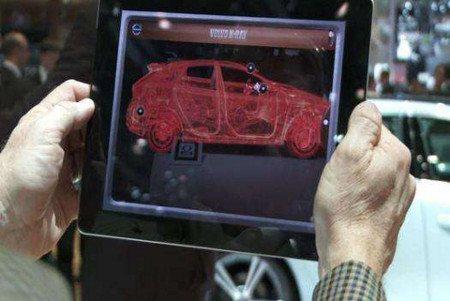 Volvo convierte tu dispositivo iOS en un escáner de rayos X