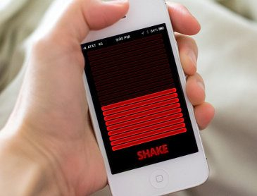 Wake N Shake, la alarma definitiva para iPhone