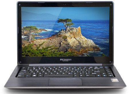 ZaReason UltraLap 430, nueva ultrabook con Linux